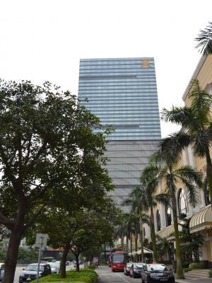 香港のギャクシー・エンターテイメントが06年10年にオープンした「ギャラクシー・スターワールド」