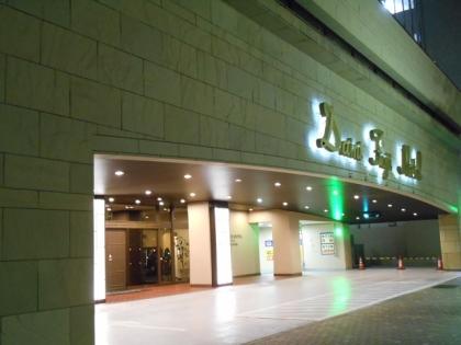 131022_第二富士ホテルエントランス