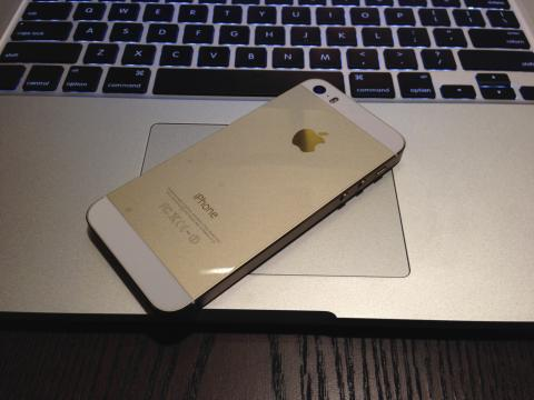 iPhone 5s gold1