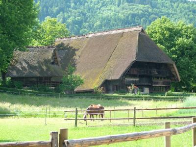 Gutachの野外ミュージアム