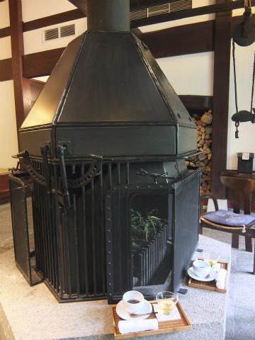 ふじやの暖炉2