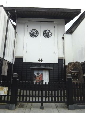 飛騨古川「屋台蔵」