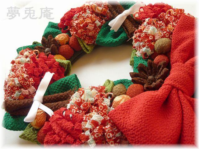 クリスマスリース 2 (1)
