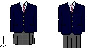 [岩手]岩手県立種市高等学校 (種市高校制服)