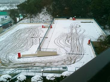 H26,2,8 雪