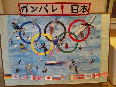 平成26年2月3日オリンピック