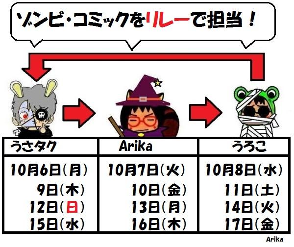 Arikaうさたくアイコン②3