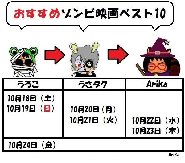 Arikaうさたくアイコン②5