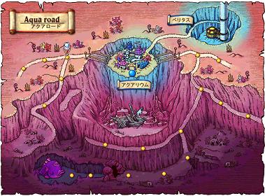 未来アクアリウム 地図