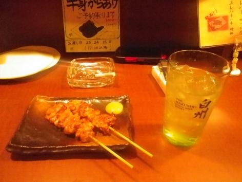 串家 ゆめどり 古町店 セセリ(タレ)