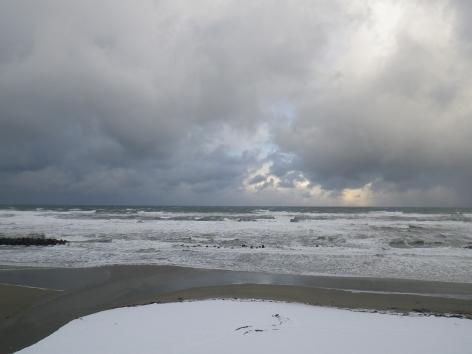 湯野浜温泉 海辺の宿 福住 部屋からの眺め②