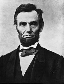 リンカーン本人