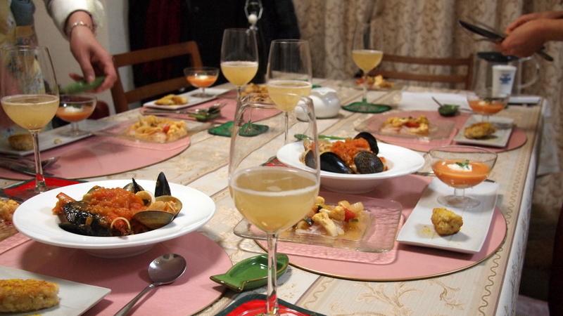【若干名募集】 イタリアンお料理教室の生徒さん