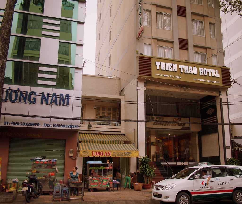 ■ Thien Thao Hotel ホーチミン