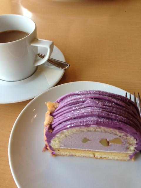 __紫モンブラン