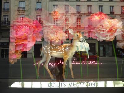 パリ6区 サンジェルマンのお散歩