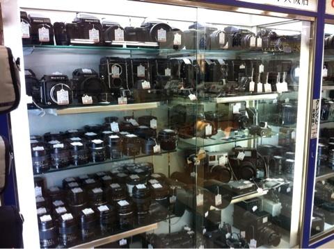 八百富写真機店