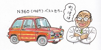 N360ベストセラー