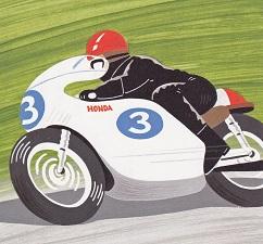 空とぶオートバイ その2