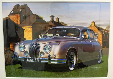 岡本三紀夫:Jaguar MarkⅡ