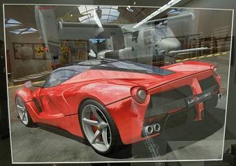 溝川秀男:La Ferrari