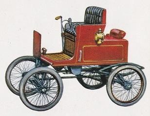 ロコモビル蒸気自動車