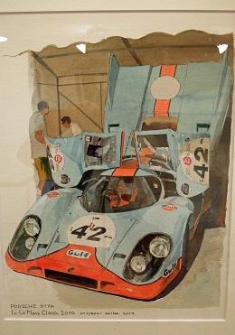 Porsche 917K by Mizorogi