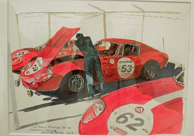 Ferrari 275GTB by Mizorogi