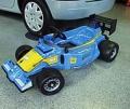 ルノーF1ペダルカー