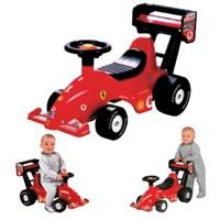 フェラーリF1乗物玩具
