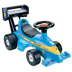 ルノーF1乗物玩具