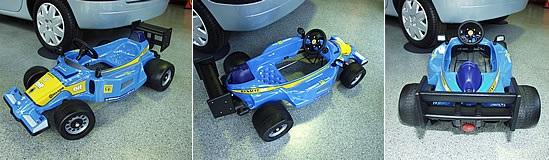 Renault F1 Pedal Car2