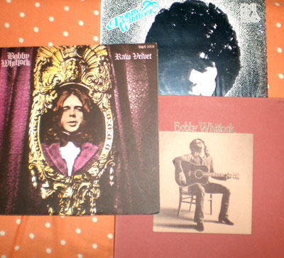 Bobby Whitlock Raw Velvet One Of A Kind