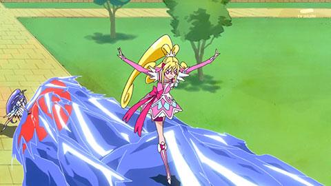 【ドキドキ!プリキュア】第10話「転校生は、国民的スーパーアイドル!!」