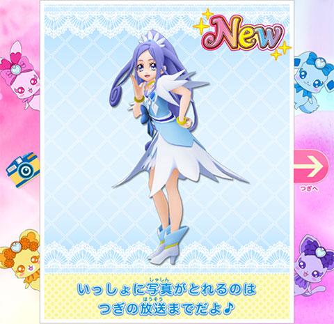 【ドキドキ!プリキュア】Androidアプリ