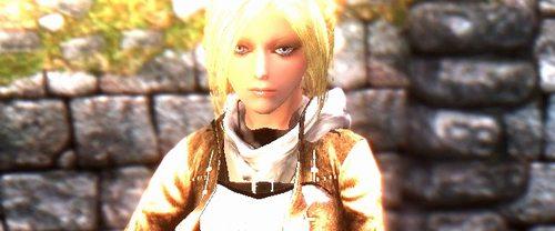 PC The Elder Scrolls V:SKYRIM スカイリム用「進撃の巨人」MODの完成度が高い!