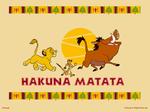 ハクナ・マタタ
