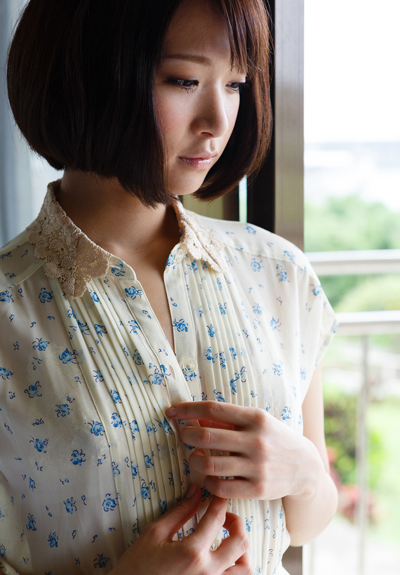 【No.17187】 横顔 / 神谷まゆ