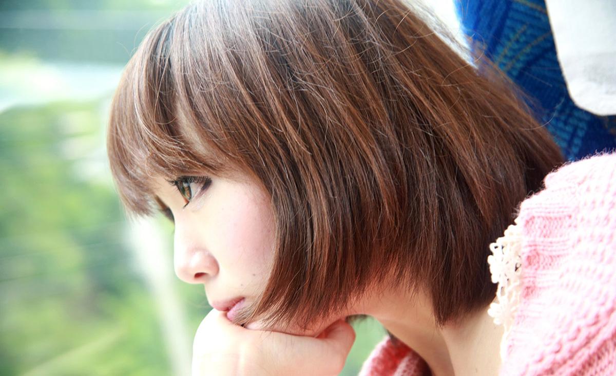 【No.17852】 横顔 / 早乙女らぶ
