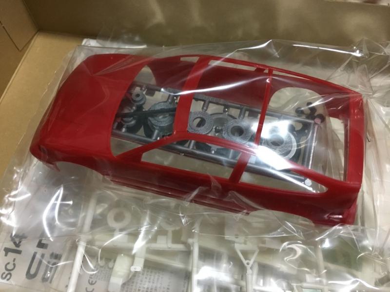 フジミ スポーツコンパクト CR-X