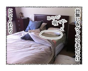 羊の国のラブラドール絵日記シニア!!「売家と犬たち」3