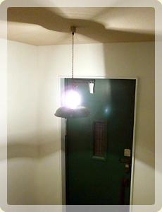 アンティーク ランプシェード