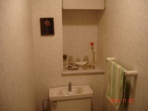 既存のトイレ