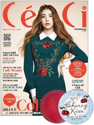 韓国女性誌_Ceci_201311