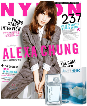 韓国女性誌_NYLON_201311