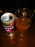 サンガリア QUALITY COFFEE 微糖