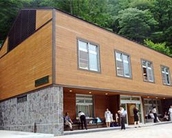 欅平ビジターセンター STAFF