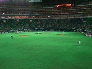 野球観戦(2013.4.11)