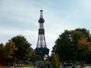 テレビ塔①