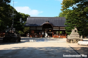 藤森神社(京都市伏見区深草鳥居崎町)6